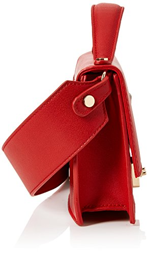 W Rouge Selfridge Red H Miss bandoulière cm L x 10x15x25 Sacs Structured femme XSqzw