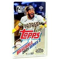 $97 » 2021 Topps Series 2 MLB Baseball HOBBY box (24 pks/bx)