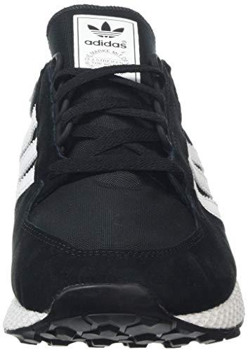 Noir Grove Gymnastique Chaussures Pour Hommes De Forest Adidas HBZqUH