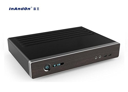 New Type InAndon karaoke player KV-602 with harddisk in. Chinese songs Wifi (4TB (Hard Drive Karaoke Player)