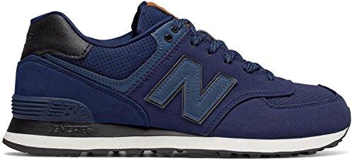 New Balance Mens 574v1 Core Plus Sneaker