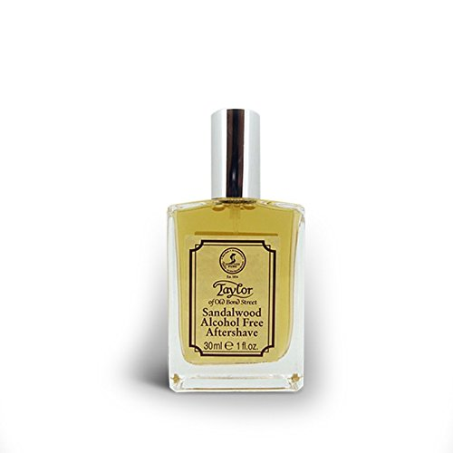 Sandalwood Alcohol-Free Aftershave Lotion, 30ml - Taylor of Old Bond Street