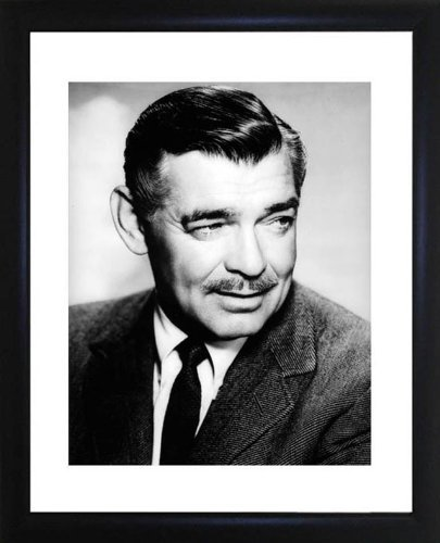 Clarke Gable Framed Photo Picture Picture CP0581