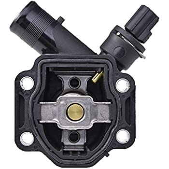 S60 11-16 Gasket Included Thermostat Housing compatible with Volvo XC90 07-14
