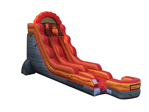 inflatable commercial water slide - 1