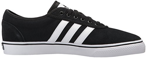 adidas Originals Men's ADI-Ease, White/core Black, 4 M US by adidas Originals (Image #7)