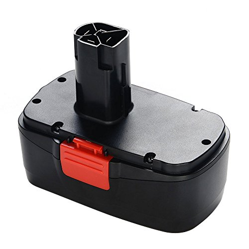 Masione 19.2V 2000mAh Ni-CD Battery for Craftsman 11375, 130279005 Power Tools Battery