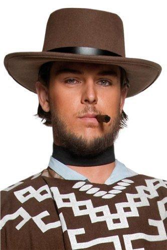 Wandering Gunman Hat Costume (Western Gunman Costumes)