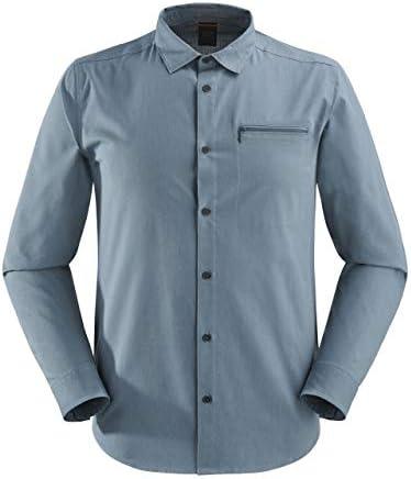Lafuma Rockland Indigo Blue - Camisa para hombre, color azul ...