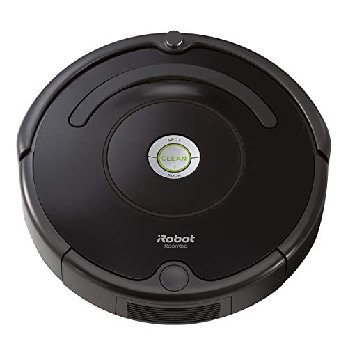 iRobot Roomba 614 Robot Vacuum- Good for Pet Hair, Carpets, Hard Floors, Self-Charging (Best Shoes For Moving Furniture)