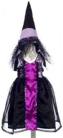 Souza for Kids 192 - Disfraz de bruja hechicera para niña (6 años ...