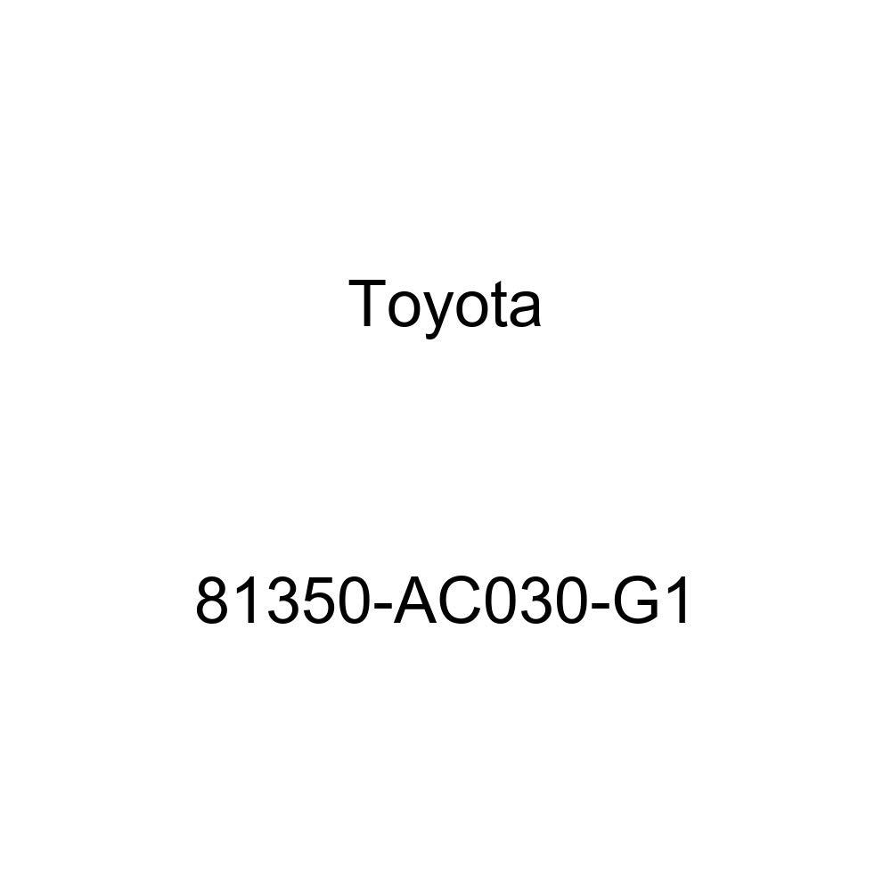 Toyota 81350-AC030-G1 Vanity Lamp Assembly