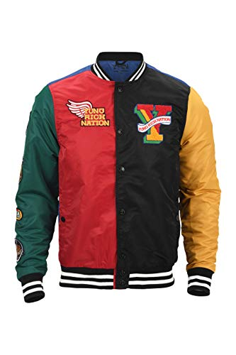Yung Rich Nation Official Migos Clothing Brand - College Block Varsity Jacket - Authentic (Medium) -