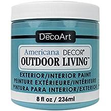 Decoart DECADOL-36.14 Outdoor Living 8oz Poolside Americana Outdoor Living 8oz Poolside