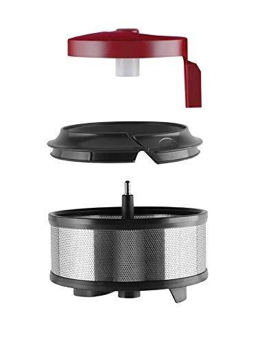 Magimix Licuadora Extractor Le Duo XL Rojo y cromado: Amazon.es