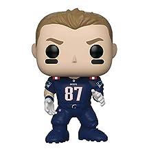 Funko POP! NFL: Patriots - Rob Gronkowski (Color Rush)