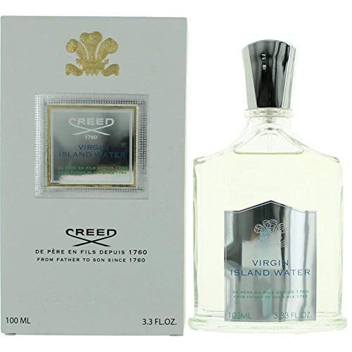 Perfume Island - Creed Virgin Island Eau De Parfum Spray for Men, 3.3 Fl Ounce