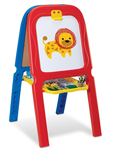 crayola 3 in 1 double easel kid 39 s easel import it all. Black Bedroom Furniture Sets. Home Design Ideas