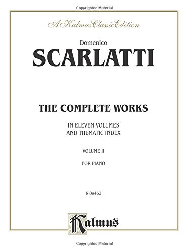 Download The Complete Works, Vol 2 (Kalmus Edition) ebook