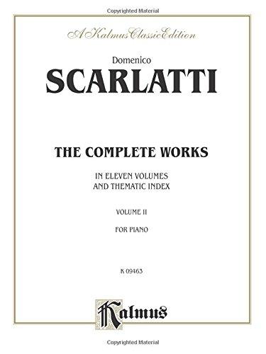 Read Online The Complete Works, Vol 2 (Kalmus Edition) ebook