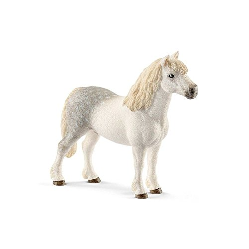 (Schleich Welsh Pony Stallion Toy Figurine )