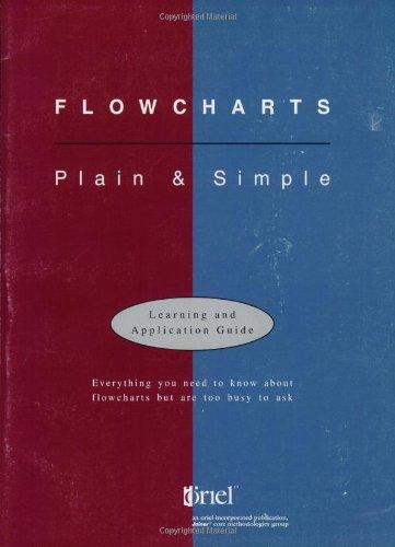 Flowcharts: Plain & Simple: Learning &...