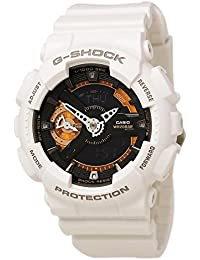 G-Shock Black Dial Resin Quartz Men's Watch GMAS110CW-7A2