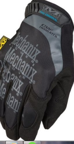 Mechanix Wear Original Insulated Glove, Black, Size X-Large