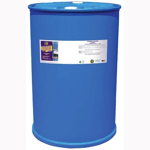 Window Cleaner Concentrate Lavender,55 gallon drum -- 1 each by Earth Friendly