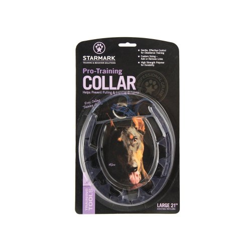 StarMark-Training-Collar-Large-Blue