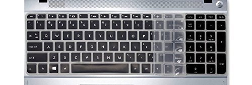"Leze - Ultra Thin Laptop Keyboard Cover for 17.3"" ..."