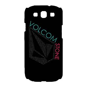 Protection Cover Samsung Galaxy S3 I9300 White Phone Case Sbizd Volcom Personalized Durable Cases