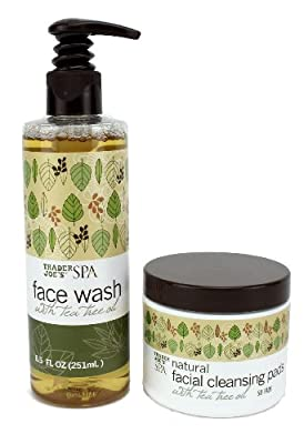 Trader Joes SPA Face Wash with Tea Tree Oil 8.5 oz Jurlique - Herbal Recovery Advanced Day Cream - 50ml/1.7oz