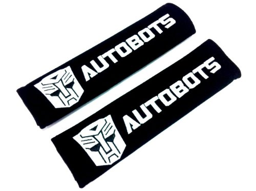 Autobot Transformer Seat Belt Cover Shoulder Pad