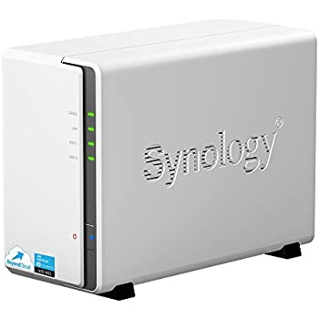 Synology BeyondCloud Mirror 2-Bay (2x 3TB NAS Drives) Network Attached Storage (NAS) BC214se 2300