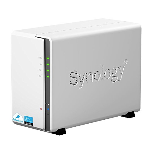 Synology Beyond Cloud Mirror 2-Bay 6TB Network Attached Storage (BC214se 2300)