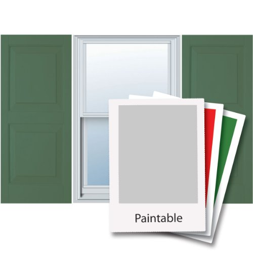 Paintable Raised Panel (14 1/2