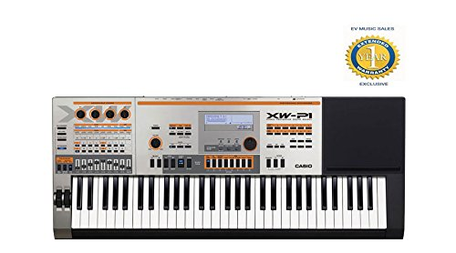 Casio XWP1 61 Key Performance Synthesizer [Electronics] by Casio
