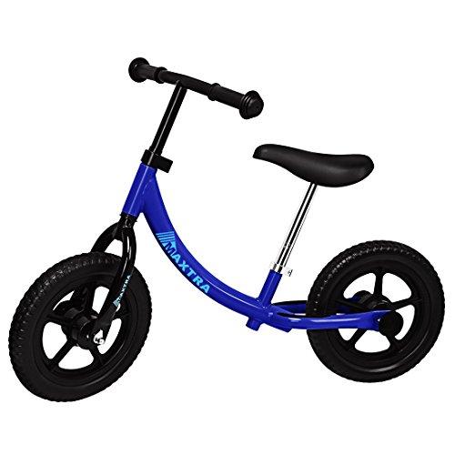 Maxtra 12in Balance Bike Lightweight Sports No Pedal Walking