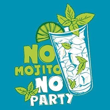 Shirtcity Delantal de cocina Mojito by: Amazon.es: Ropa y ...