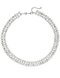 "Carolee East Side Choker Necklace, 11"""