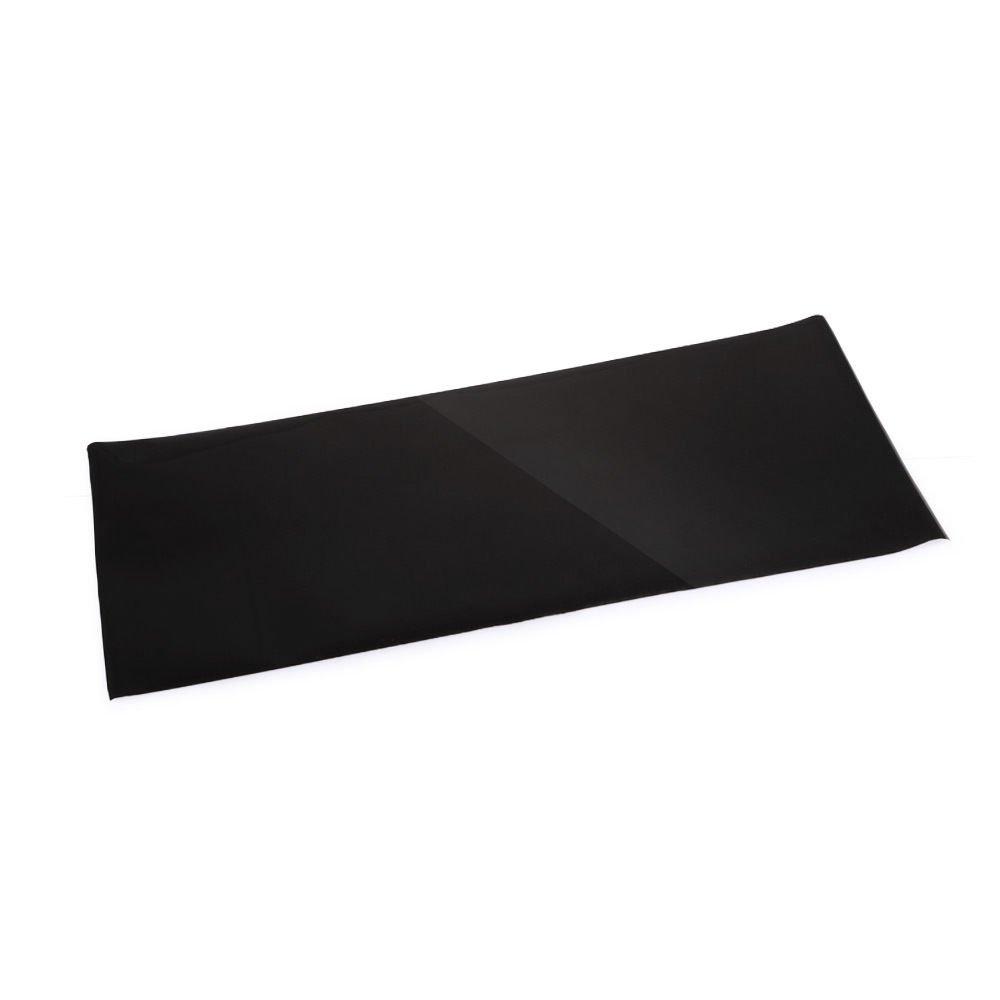 Shsyue 12X24 Smoked Fog Tail Light Headlight Vinyl Film Auto Sticker Wrap Sheet Roll for Car Black