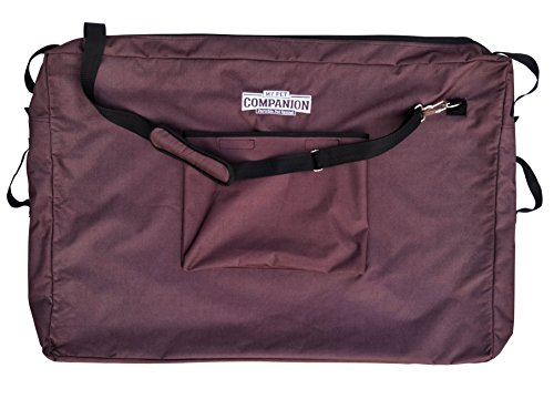 Neocraft My Pet Companion Carrying Tote, Burgundy, 4'
