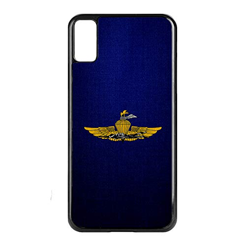 (Apple iPhone XR Case -US Marine Corps Force Reconnaissance, Branch Insignia)