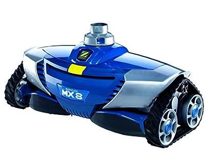 Amazon.com: Zodiac w70668 MX8 Zodiac – Robot hidráulico para ...