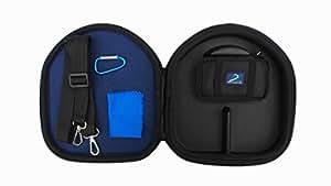 Funda de Transporte para auriculares Bose QC25, QC35, QC2/QC15, AE2/AE2i/AE2w, SoundTrue Around-Ear (AE), SoundTrue Around-Ear 2, SoundLink Around-Ear (AE) y SoundLink Around-Ear 2