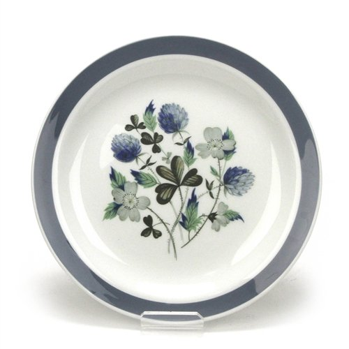 Blue Clover by Alfred Meakin, Ironstone Bread & Butter Plate