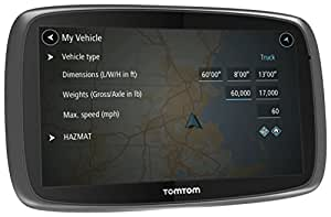 TomTom Trucker 600 GPS Device - GPS Navigation for Trucks
