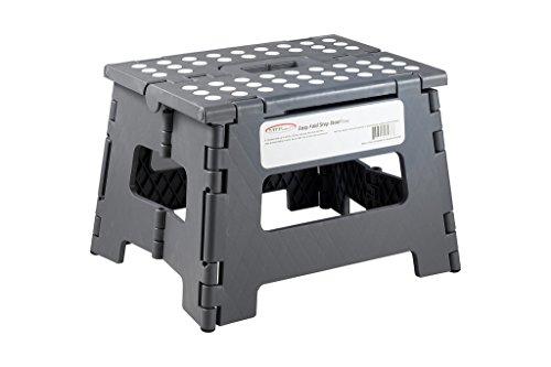Lightweight Folding One Step Stool Amazon Com