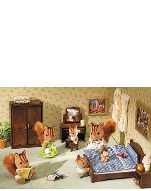 Calico Critters Master Bedroom by International Playthings